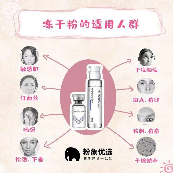 冻干粉对皮肤有什么作用和功效? -5