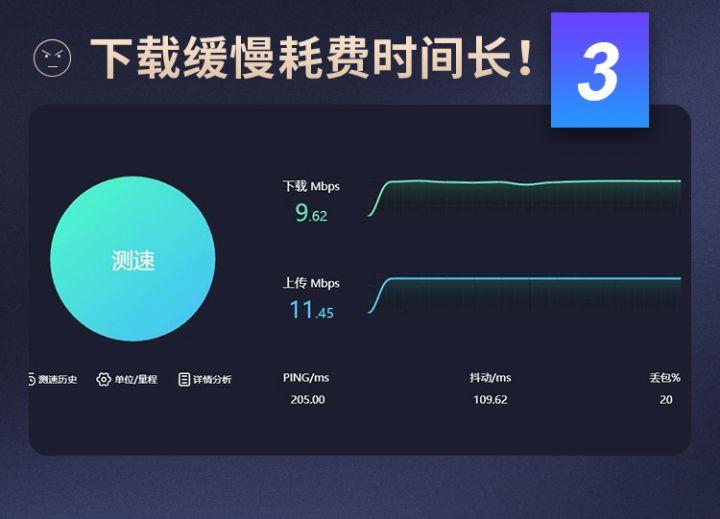 【千兆纯铜】家用六类工程超6网线 -6