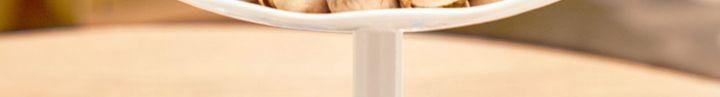【蔓洁丽】现代家用欧式多层水果盘 -14